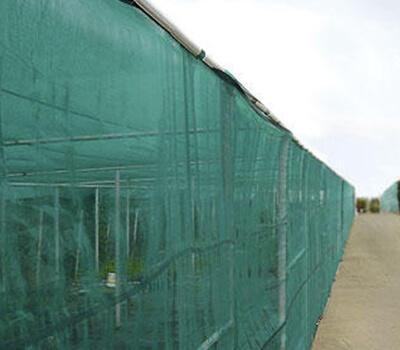 αντιανεμικό δίχτυ θερμοκηπίου