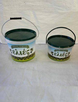 Κουβάς για ελιές