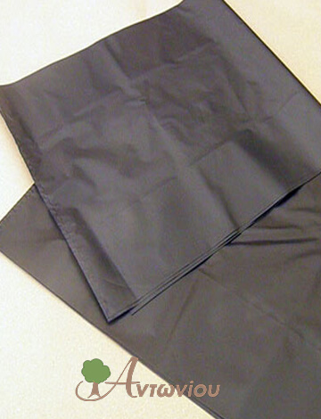 Σακούλα Αποριμμάτων Μαύρη